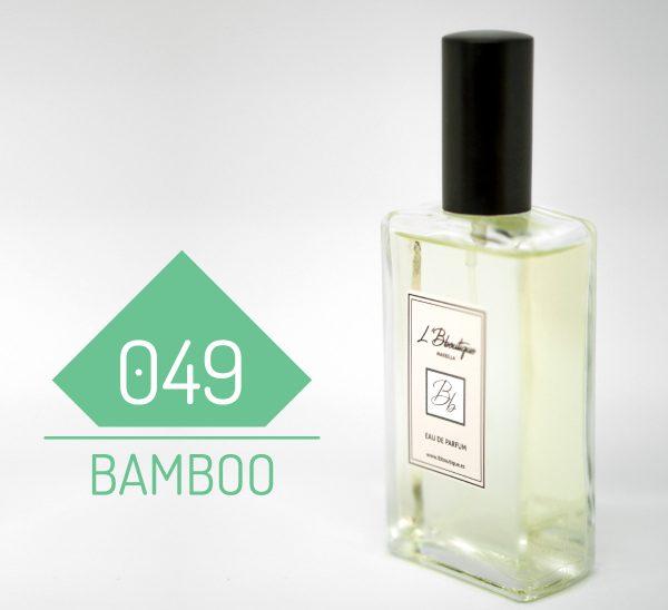 Bamboo perfume hombre