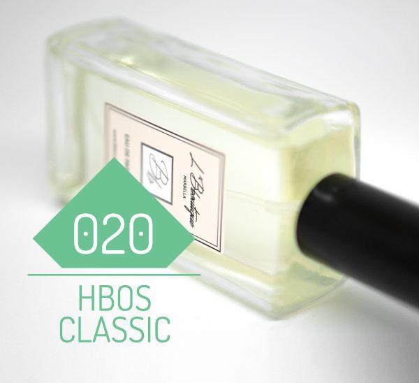 Hbos Classic perfume para hombre