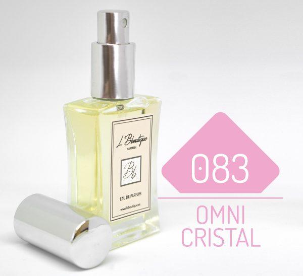 Omni cristal perfume de mujer
