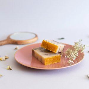 jabón artesano miel y propóleo L'Bboutique