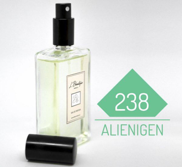 238- alienigen hom