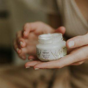 crema facial piel mixta