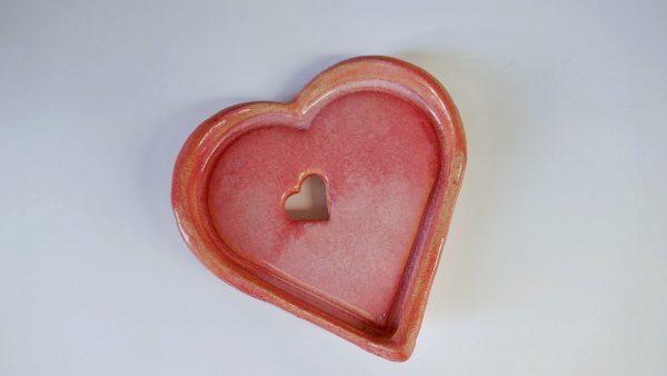 Jabonera corazon 2