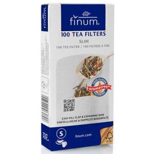 Filtro para té desechable