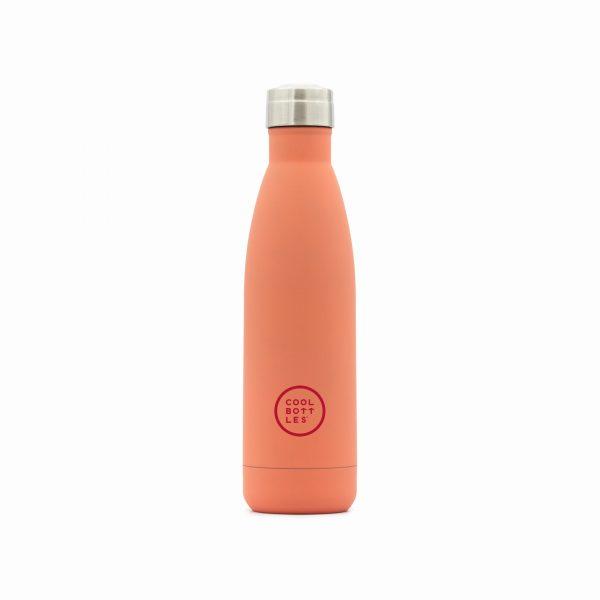 Botella Coral Pastel